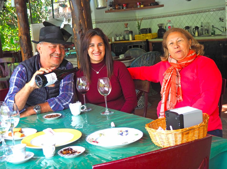 Los alérgenos ocultos del vino - visita a una bodega en Canarias
