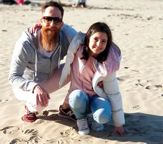 """""""El sufrimiento de mi hija con multialergia es nuestra gasolina diaria"""" - Entrevista a Xabier Munioitz, fundador de ATX-Elkarte"""